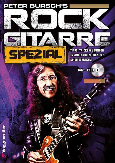 Rock-Gitarre-spezial-Bursch-Peter-4-4-Euroskala-edition-with-CD-guitar